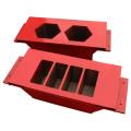 Presses hydrauliques à haute densité pour la fabrication de briques de terre intercalaire