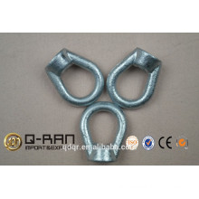 "M16(5/8"") Drop Forged Bow Eye Nut--Electric Hardware"