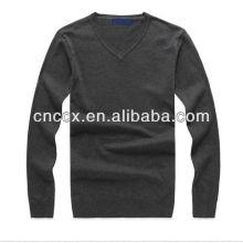 13STC5315 mens v-neck uniform pullover sweater