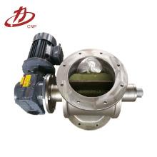 Válvula de esclusa de aire de la herramienta de descarga del colector de polvo