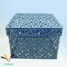 Metalldraht-Prägepulver Multifunktions-Spielzeug-Aufbewahrungsbox