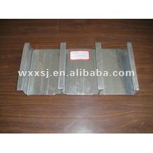 galvanizado acero piso de metal cubiertas de hoja de
