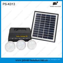 3 свет солнечный свет лампы системы для домашнего освещения