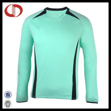 Long Sleeve Custom Made Mens Soccer Jersey