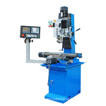 CNC Geared Head Drilling Milling Machine