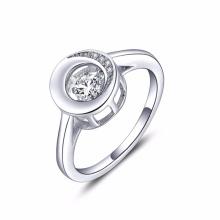 925 Silber Ringe Schmuck Tanzen Diamant Großhandel