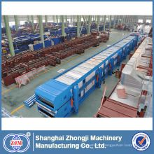 PU/EPS/Mineral Wool Sandwich Panel Production Line