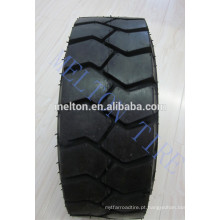 Pneu industrial 38x16-20 pneumatic forklift pneu + tubo + flap ceia parede lateral