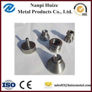 Anodized Aluminum Turning Metal Part