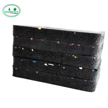tapis de poids en caoutchouc de plancher de gymnase environnemental à vendre