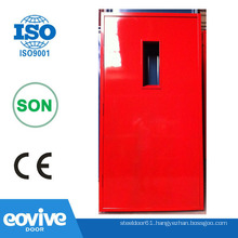 Interior decoration design door fire rated door