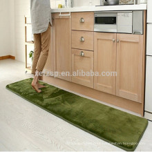 custom size microfiber kitchen runner rug