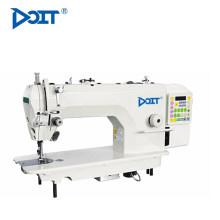 Máquina de costura industrial automatizada de alta velocidade do ponto fixo da venda do DT 7200-D4