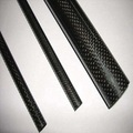 3K Plain Twill Uni-Direction Carbon Fiber Tube