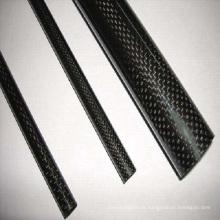 Tubo de fibra de carbono 3K, tubería