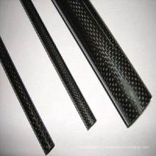 Tube de fibre de carbone 3K, tube