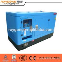 zambia silent diesel generator set 12kw 15kw 20kw