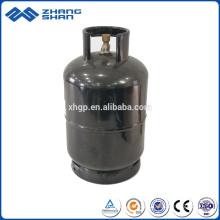 Cilindro de gás GLP de 6 kg composto de alta pressão com queimador de acampamento