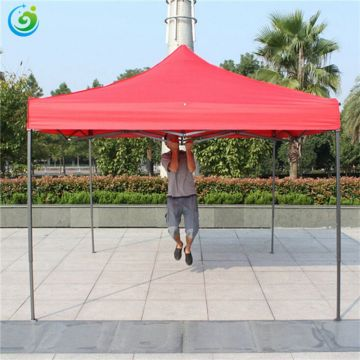 Carpa plegable desplegable de 10 × 10 pies