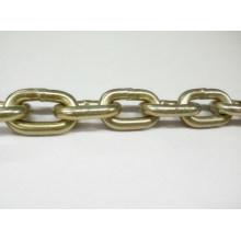Cadena de enlace metálico / Cadena de enlace G70 / Cadena soldada