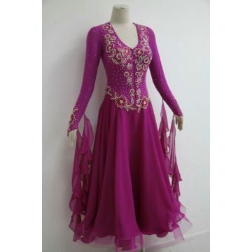 Rose Rose Ballroom robes en ligne