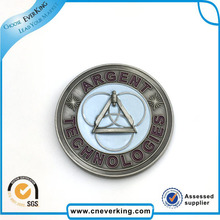New Best Quality Sales Well Zinc Alloy Lapel Pin Badges