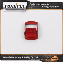 Red power coated 3/4'' 200kgs Cam Buckle