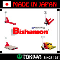JIS certificado fácil de usar Bishamon serie transpaleta manual. Fabricado por Sugiyasu. Hecho en Japón (carro de la paleta)