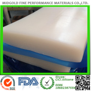 High Transparent Silicone rubber materials with food grade