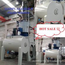Mezclador / unidad de mezcla del PVC SRL-800/2500 / máquina de mezcla / mezclador de alta velocidad / mezclador del polvo del PVC