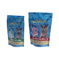 Waterproof Standing Plastic Zipper Bag Untuk Pet Food