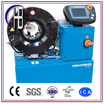 P20 Finn Power Manual Hydraulic Hose Crimping Machine