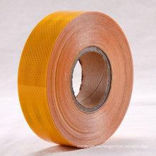 Cinta adhesiva de marca de vehículo reflectante amarilla de alta calidad (C5700-OY)