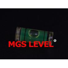 Flacon professionnel de niveau d'alcool acrylique (700314)