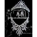 Latest bridal wedding jewelry set (GWJ12-537A)