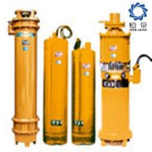 Pompe submersible à turbine en acier inoxydable à haute efficacité