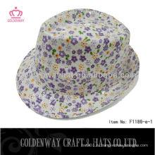 Дешевые девушки Fedora Hat сексуальные девушки шляпу