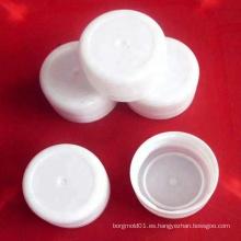 Molde plástico de la tapa de la botella de la inyección del molde del casquillo del flip-top de 8 cavidades