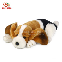 YK ICTI Approved Toy Factory Plush Soft Animated Animal Toy Dog