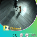 12.3mm Spiegel-Eiche Water Resistant V-gerillte Laminatboden
