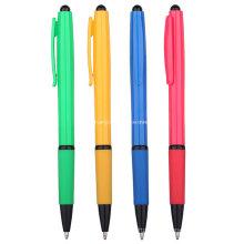 Bolígrafo plástico barato promocional (R1022)