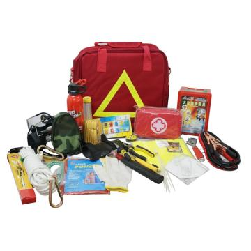 road safety 26pcs Car Emergency Tool Kit