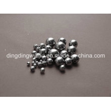 High Density Tungsten Heavy Alloy W-Ni-Fe Ball for Fishing Sinker