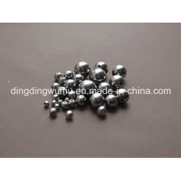 High Density Tungsten Heavy Alloy W-Ni-Fe Ball for Fishing Sinker