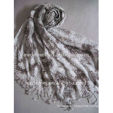 Fashion lady linen scarf,spanish flamenco manton shawl,turban for men