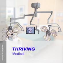 Lâmpada de operação sem LED para o hospital