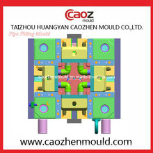 Plástico de alta qualidade Injected PVC Pipe Fitting Mold