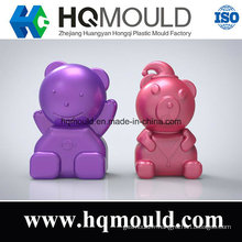 Moule en plastique d'injection d'ours de jouet de Hq