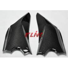 Motorcycle Carbon Fiber Parts Seat Cowl Lower Panel for Suzuki Gsxr600/750 12