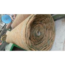Couvercle d'environnement et de plantation Couvercle de noix de coco déchiqueté
